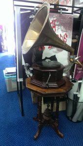 Gramophones in stock