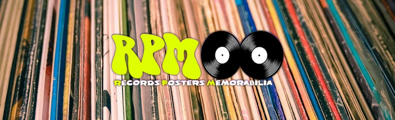 RPM – Records, Posters, Memorabilia